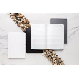Impact softcover steenpapier notitieboek A5 -sfeerbeeld