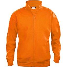 Junior Cardigan sweater met rits bedrukken