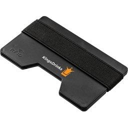 Kaartetui met RFID protectie bedrukken