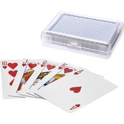 Kaartspel in hoesje bedrukken