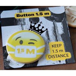 Keep Safe Button met eigen communicatie kaartje