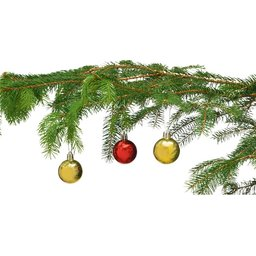 Kerstballen Xmas Line Duo Color