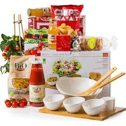 Kerstpakket Bio Salad de Luxe