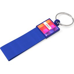 keyringstrap-blue