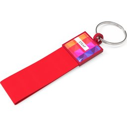 keyringstrap-red