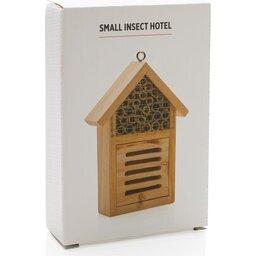 Klein insectenhotel-verpakt