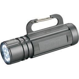 Kleine 9 LEDs zaklamp
