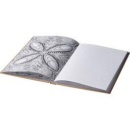 Kleur- en notitieboek voor volwassenen