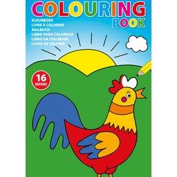 Kleurboek voor kinderen bedrukken