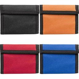 Kleurrijke portemonnee