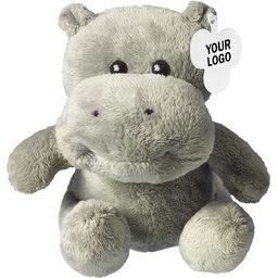 Knuffel Nijlpaard bedrukken