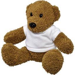 Knuffelbeer met T-shirt bedrukken