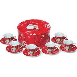 Koffieset in geschenkdoos