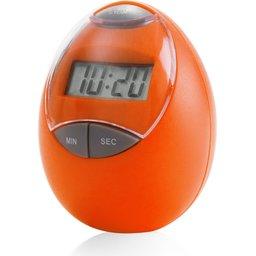 Kookwekker Holly Eggie oranje