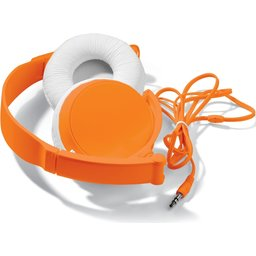 Koptelefoon met draaibare oorkleppen bedrukken
