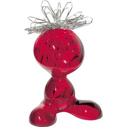 koziol curly paperclip rood