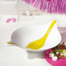 Koziol-White-Salad-Bowl-with-Servers-1