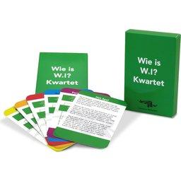 Kwartetspel - 52 kaarten
