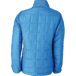 Ladies Padded Light Weight Jacket bedrukken
