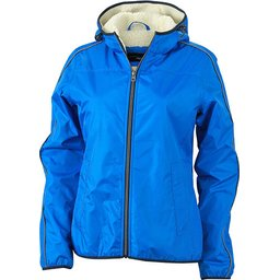 Ladies Winter Sport Jacket blauw