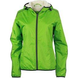 Ladies Winter Sport Jacket groen
