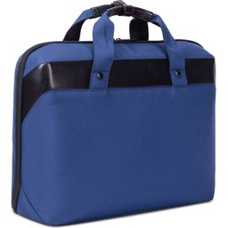 "Laptoptas 15,6"" R-PET-blauw"
