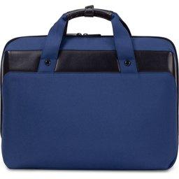 "Laptoptas 15,6"" R-PET-blauw recht"