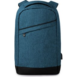 Laptoptas Berlin-blauw