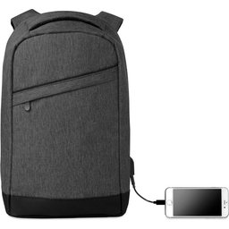 Laptoptas Berlin-zwart gsm