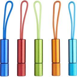 LED sleutelhanger met oplichtend bandje
