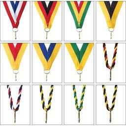 Lintjes voor medailles
