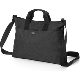 LN1414O one doc bag donkergrijs