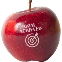 Logo appelen bedrukken logo fruit