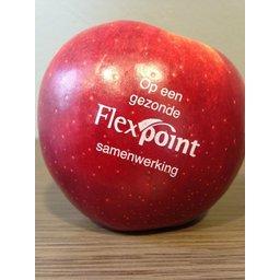 Logo appelen gezond