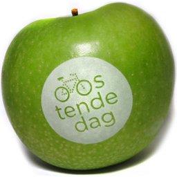 Logo appelen groen