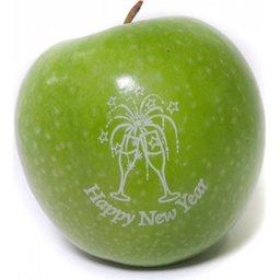 Logo appelen groene