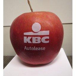 Logo appelen KBC