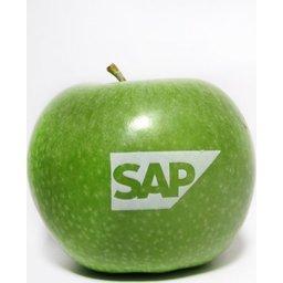Logo appelen SAP