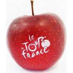 Logo appelen Tour de france