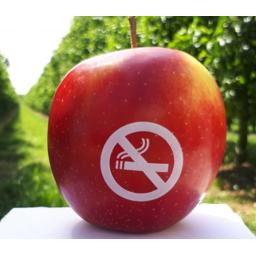 Logo appels gezond