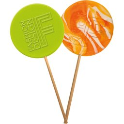 Logopop lolly bedrukken