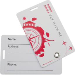 Luggage Tag bagage labels