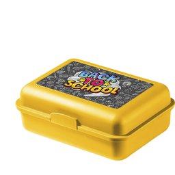 LunchBox Mini geel