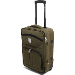Luxe Vintage Canvas Trolley Bilbao