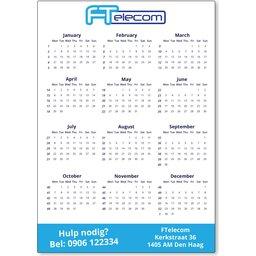 Magneten kalender