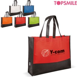 Marketing tas Colour Block