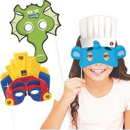 Maskers-op-papieren-stokje