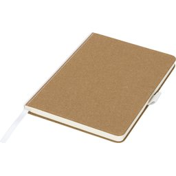 Medium notitieboek Naturel