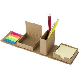 Memo kubus met deksel van Karton