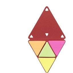 Memoboekje Triangle 1